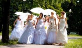 Богатые невесты нынче в моде