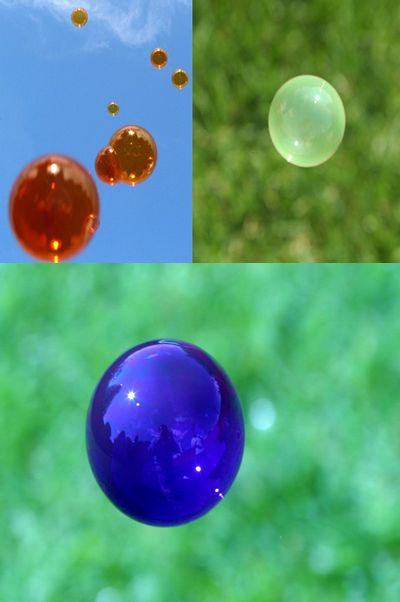Цветные мыльные пузыри обошлись в три миллиона долларов