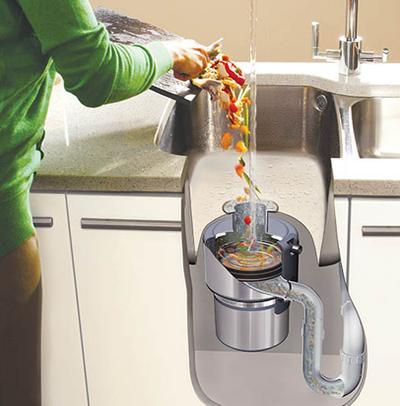 Диспоузер для раковины: назначение, принцип работы, советы по выбору и установке