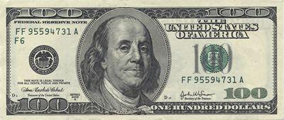 Доллар как он есть