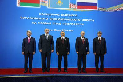 Евразийский союз оказался под угрозой