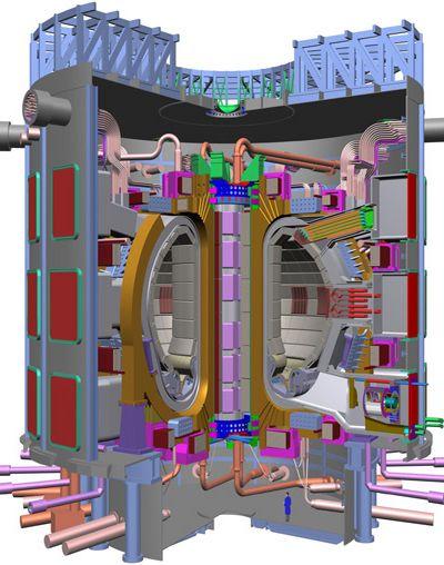 Гибридный реактор уничтожит самые опасные ядерные отходы