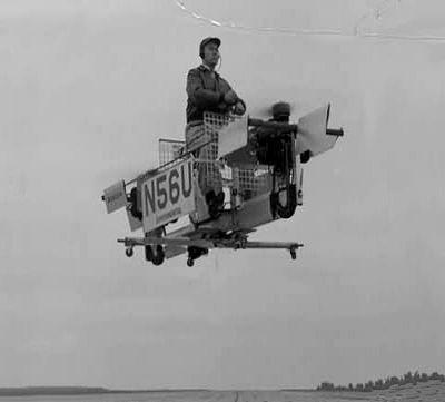 Как однофамильцы русского эмигранта подняли америку в воздух
