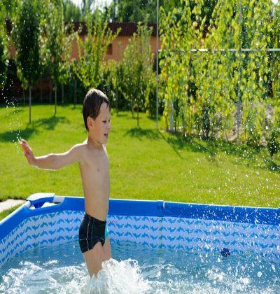 Каркасный бассейн — на каждую дачу!