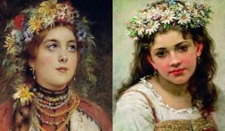 Критерии женской красоты на руси, или кто такие славутницы
