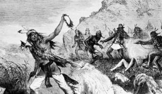 Кто на самом деле «научил» индейцев снимать скальпы