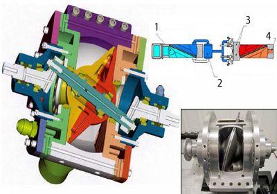 Летающая тарелка заменила все поршни в сверхлёгком моторе