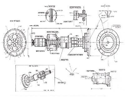 Межзвёздные корабли: проекты готовы, физики нет