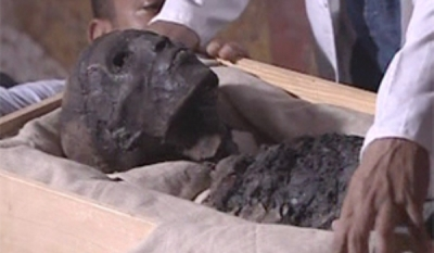 Мумии цариц обнаружили в груде костей