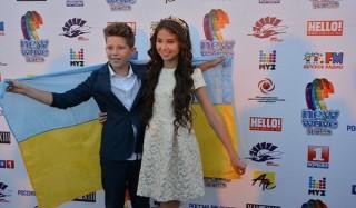 На детской новой волне 2014 победил украинец