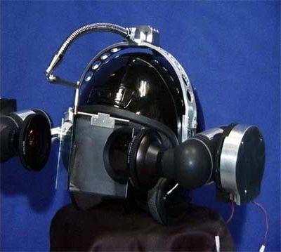 Optical camouflage: наденьте шлем, чтобы не видеть плащ