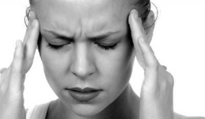 Пластырь против мигрени