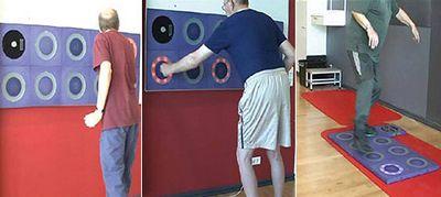 Плитки-роботы лечат пациентов контактной игрой