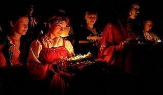По народному календарю наступил бабий праздник
