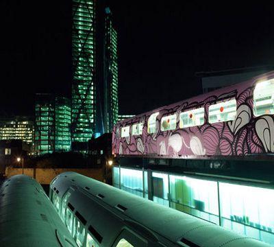 Подземка на крыше расширила склад авангардного искусства