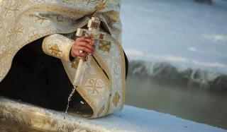 Православные христиане отмечают крещенский сочельник