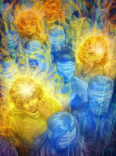 Пробуждение кпятимерному сознанию