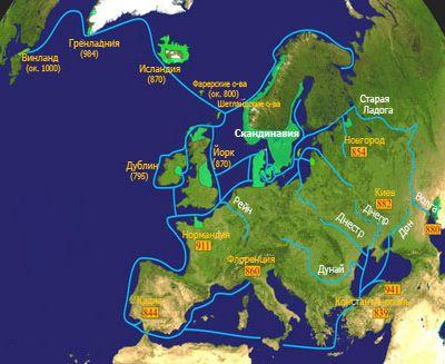 Пропажа викингов раскрывает тайны нашей цивилизации