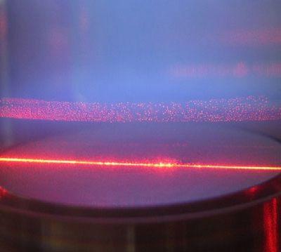 Пылевая плазма намекает на молекулу жизни