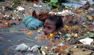 Река цитарум — самая загрязнённая на земле