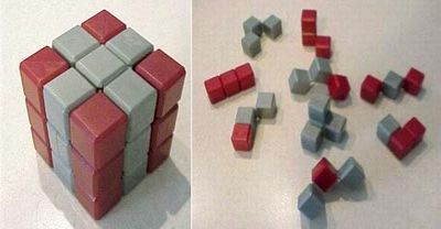 Рубик и его кубик. часть третья: возвращение