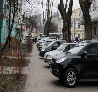 Снова о парковках: решить вопрос может каждый