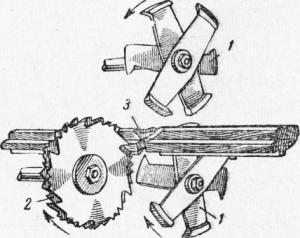 Соединение столярных изделии на клею