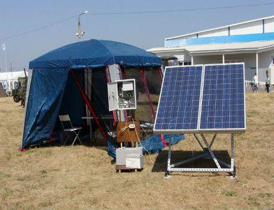 Солнечную энергетику россии питает квант милосердия