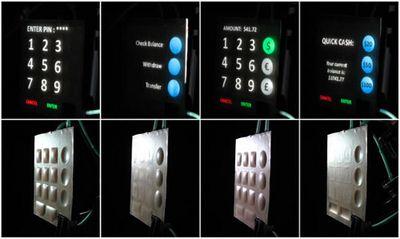 Тактильный экран обрёл рельефные подвижные кнопки