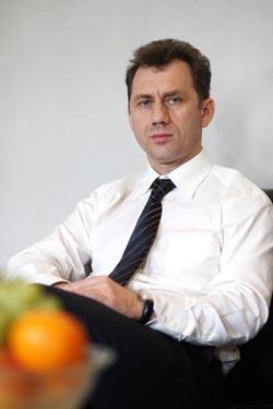 Василий заблоцкий: «мы хотим создать сильного игрока в top-30 российских банков»