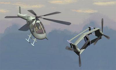 Вертолёт-подлодка доставляет спецназ из-под волн
