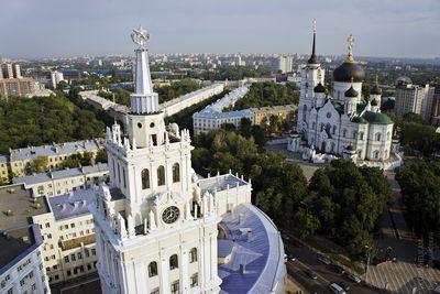 Воронеж будет производить элементы баллистических ракет