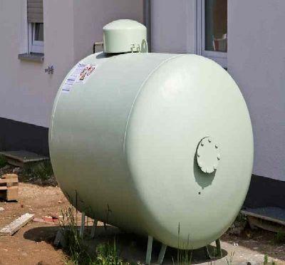 Все о газгольдерах для частных домов