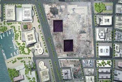 Всемирный конкурс архитекторов: что построят на месте wtc?