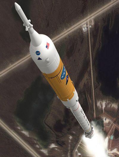Ввозвращении человека на луну обозначены новые вехи