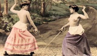 Женские дуэли: апофеоз жестокости или дело чести?